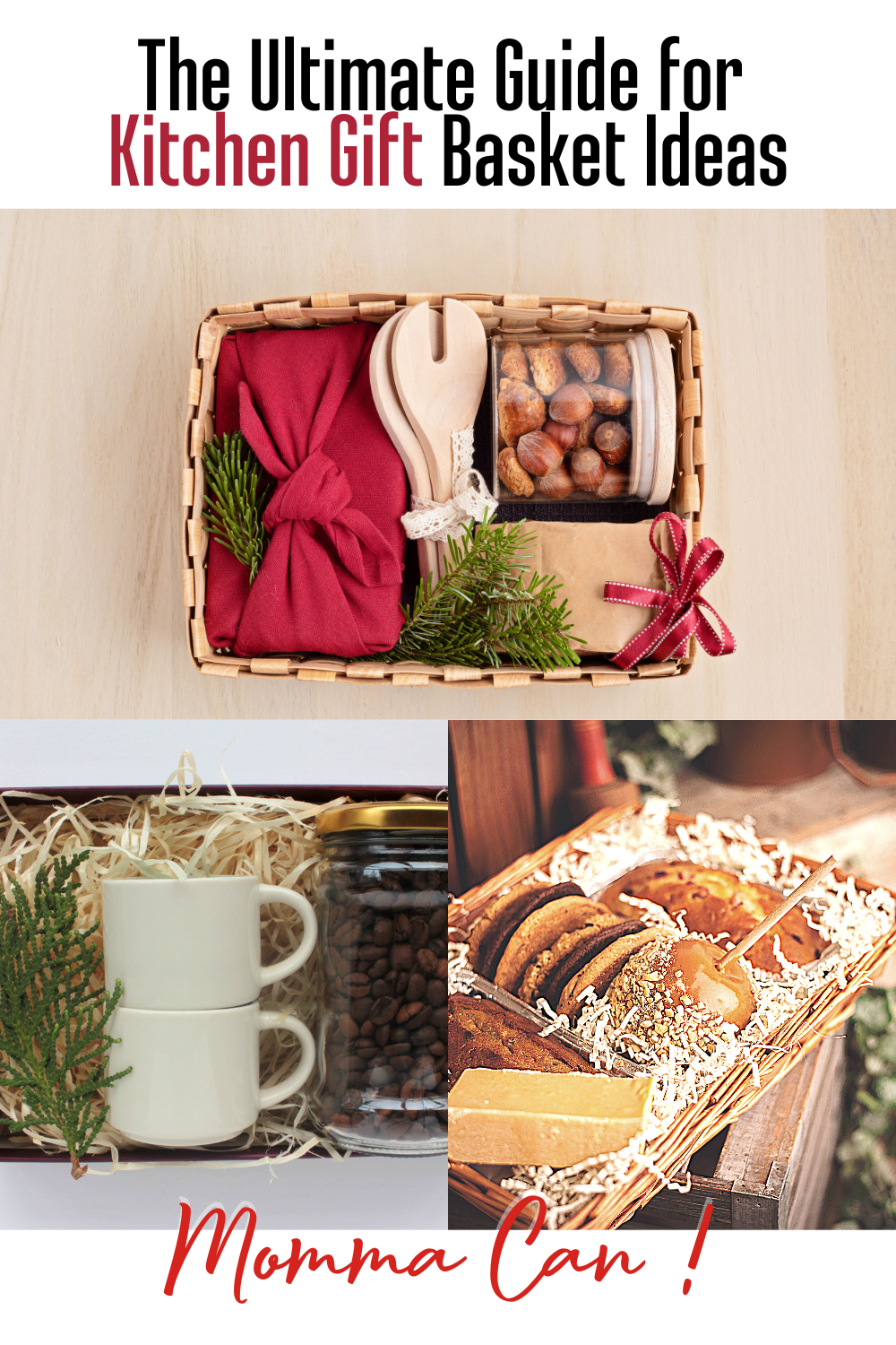 Kitchen Gift Basket Ideas Guide