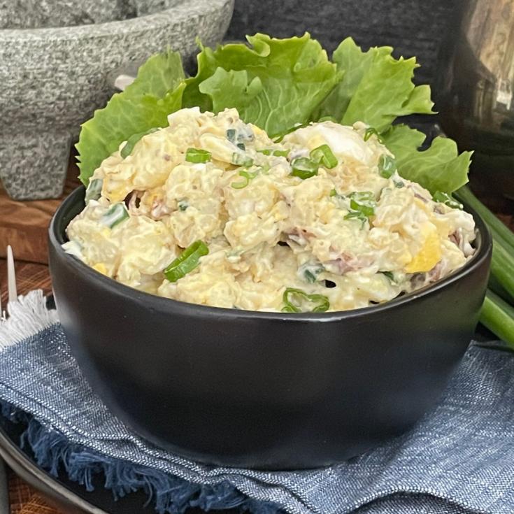Red Hot & Blue Potato Salad Recipe